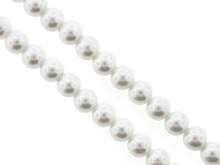Glass Pearl Strands